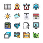 Free 70 User Interface Icons (SVG, PNG)