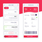 Flight App UI Kit