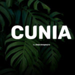 Cunia – Free Font Typeface