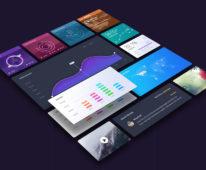 Free Anas Dashboard UI Template
