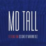 MD Tall Free Font