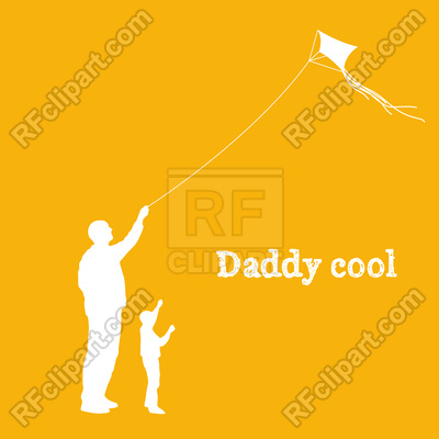 Daddy Cool Free Vector Image