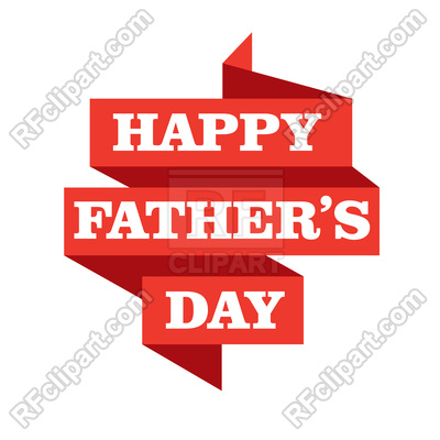 Happy Father's Day Free Vector Image