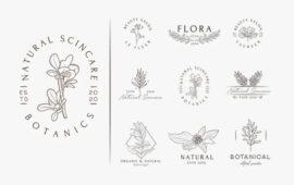 Free Floral Logo Templates