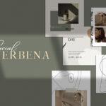 Verbena Instagram Templates (JPG, PDF, PSD)