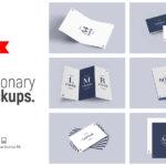 30 Free Stationery Mockups (PSD)