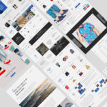 Aware eCommerce UI Kit (Sketch, PSD)